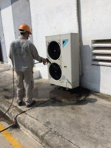Thi công lắp đặt điều hòa không khí