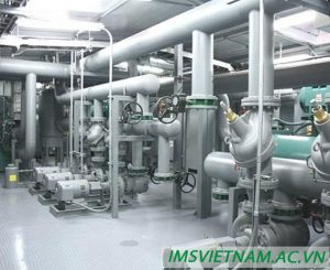 4.3.1. Cụm Water Cooled Chiller: